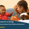 Bright Horizons is Hiring for Teachers!
