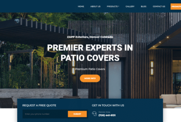 Patio Cover, Pergola Roof, Aluminum Patio Covers, Louvered, Sunrooms Colorado | ZAPP Exteriors